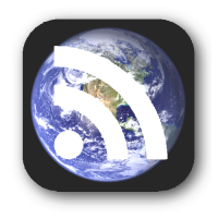 Icon: Geo RSS feed