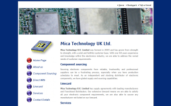 Photo: A face lift for Mica Technology UK Ltd.