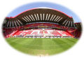 Fisheye - CAFC stadium